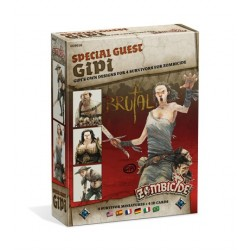 Zombicide Black Plague : Special Guest: Gipi