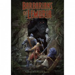 Barbarians of Lemuria - Edition Mythic