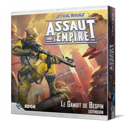 Star Wars Assaut sur l'Empire : Le Gambit de Bespin