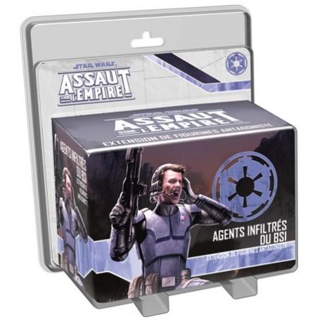 Star Wars Assaut sur l'Empire : Agents Infiltrés du BSI