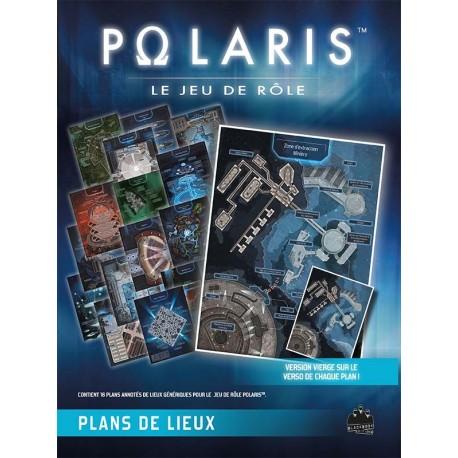 Polaris 3.1 : Plan des Lieux