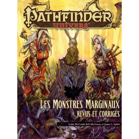 Pathfinder : Les Monstres marginaux revus et corrigés