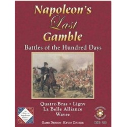 Napoleon's Last Gamble + expansion kit + Fleurus 1794