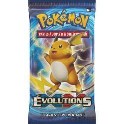 Pokémon Booster XY12 Évolutions