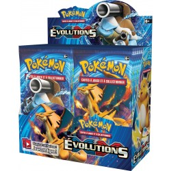 Pokémon Display Booster XY12 Évolutions