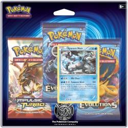 Tri Pack Pokémon XY12 Kyurem Noir