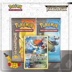 Duo Pack Collection Pokémon Fabuleux - Keldeo