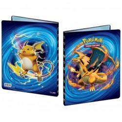 Cahier Range Cartes Pokémon A4 - XY12 Évolutions
