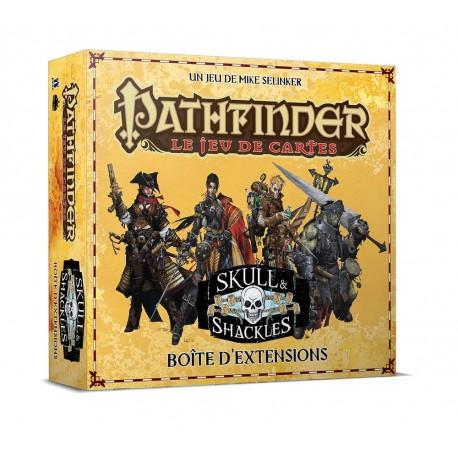 Pathfinder le jeu de cartes : Skull & Shackles - Boîte d'Extensions
