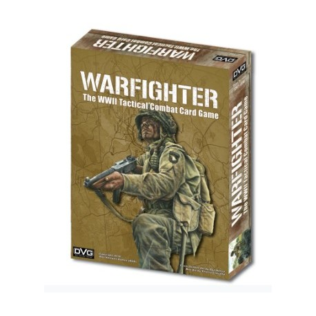 Warfighter: The WWII Tactical Combat Card Game