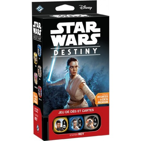 Star Wars Destiny - Starter Rey