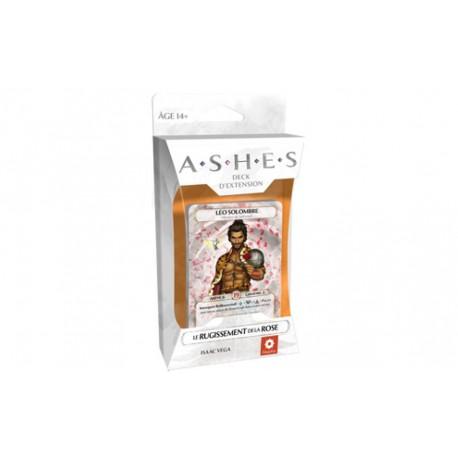Ashes : Le Rugissement de la Rose