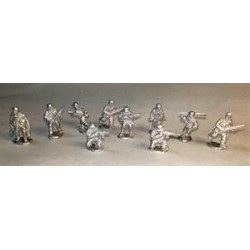 Warfighter WWII - Ger Metal Soldiers Mini