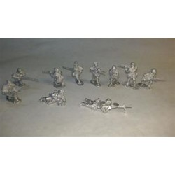 Warfighter WWII - Russia Metal Soldiers Mini