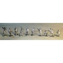 Warfighter WWII - UK Metal Soldiers Mini
