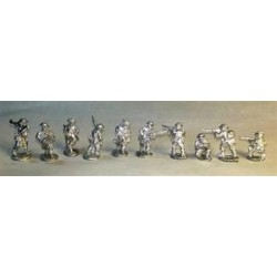 Warfighter WWII - UK Metal Soldiers Mini