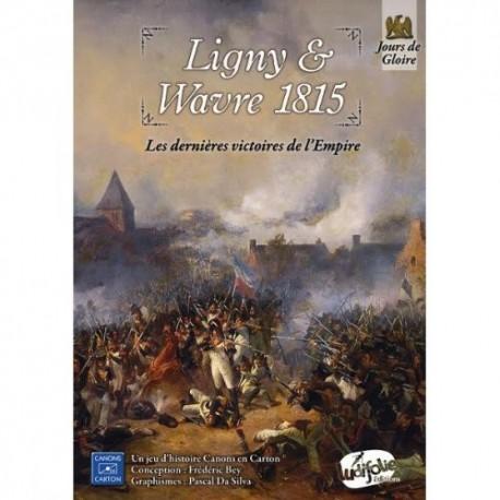 Ligny et Wavre 1815