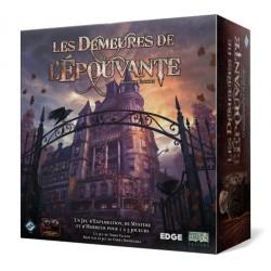 Les Demeures de l'Épouvante Seconde edition