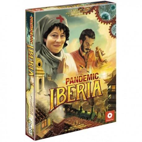 Pandémic Iberia