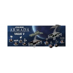 Star Wars Armada - Pack d'extensions vague V