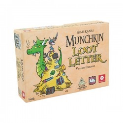 Munchkin Loot Letter VF