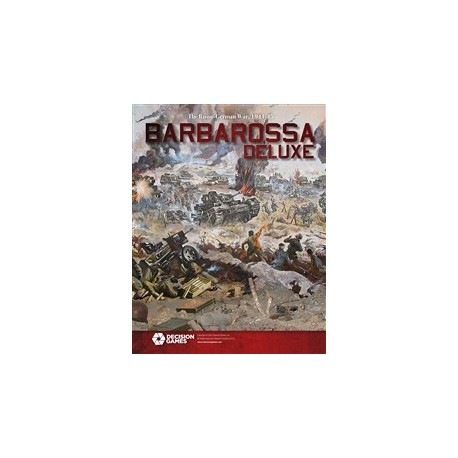 Barbarossa Deluxe exclusive edition