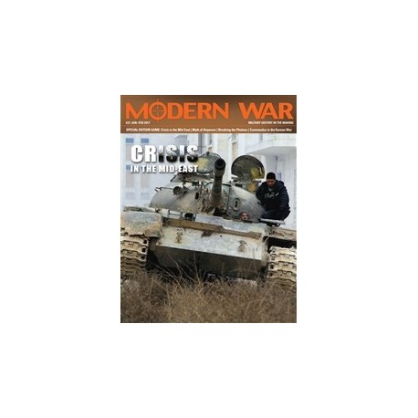 Modern War n°27 : Crisis in the Mid East