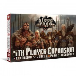 Blood Rage : 5th player expansion