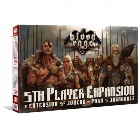 Blood Rage : extension 5eme joueur