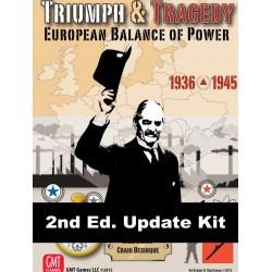 Triumph and Tragedy 2nd edition - boite vide
