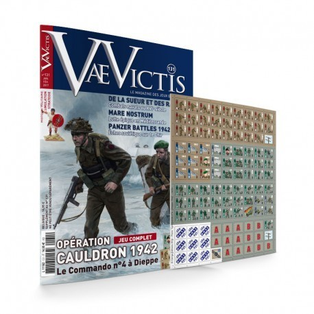 Vae Victis n°131 édition jeu : Operation Cauldron 1942