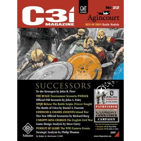 C3i Magazine numéro 22