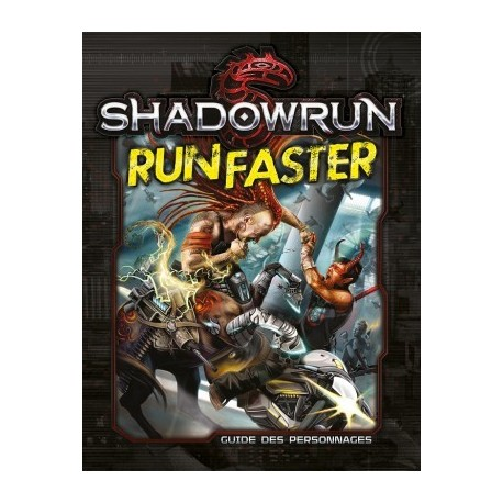 Shadowrun 5 - Run Faster