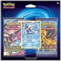 Duo Pack Pokémon Amphinobi