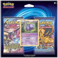 Duo Pack Pokémon Smogogo