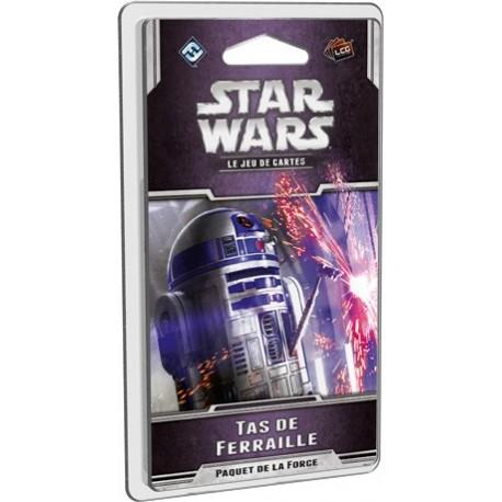 Tas de Ferraille - Star Wars JCE