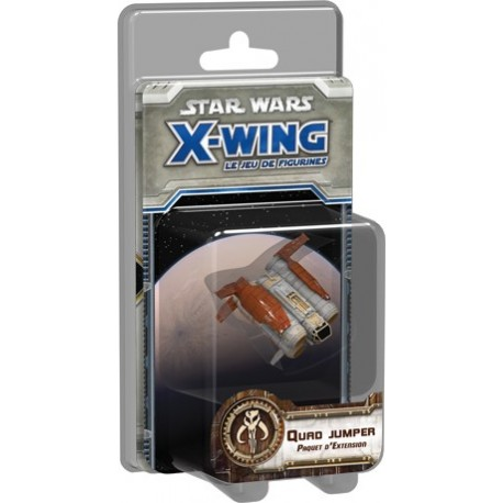 X-Wing : Quad Jumper