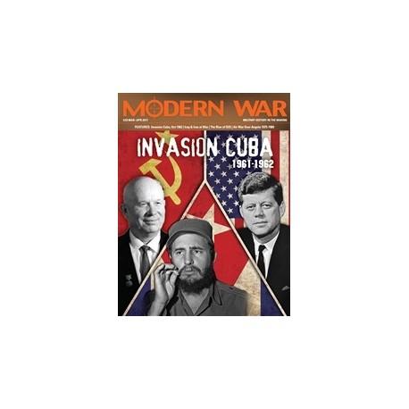 Modern War n°28 : Objective Havana