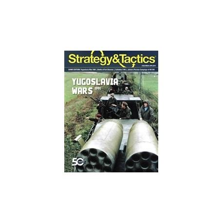 Strategy & Tactics 303 : Yugoslavia 1991