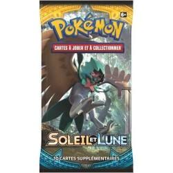 Pokémon Booster Soleil et Lune