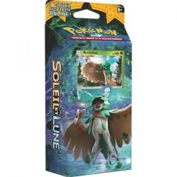 Pokémon Starter Sentinelle Sylvestre